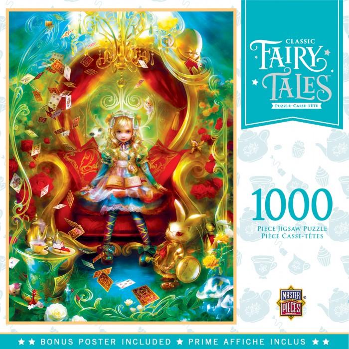 Tea Party Time Puzzle 1000 pieces