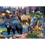 Puzzle   Wild Living