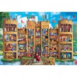 Puzzle   XXL Pieces - Medieval Castle