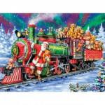 Puzzle   XXL Pieces - North Pole Delivery