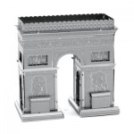 Metal-Earth-MMS023 3D Jigsaw Puzzle - Arc de Triomphe