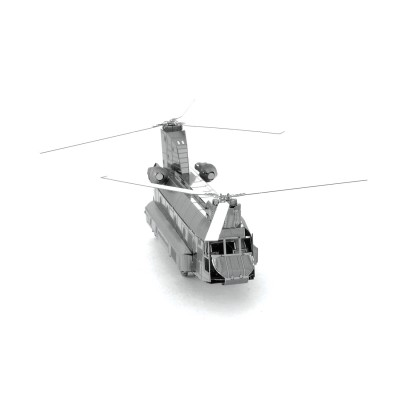 Metal-Earth-MMS084 3D Jigsaw Puzzle - CH-47 Chinook