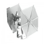 Metal-Earth-MMS267 3D Jigsaw Puzzle - Star Wars: Special Forces TIE Fighter