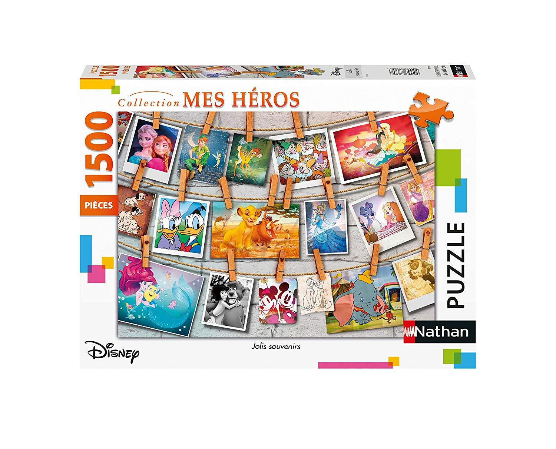 Disney - 1500 piece jigsaw puzzle