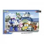 Puzzle  Nathan-86014 Robocar Poli Team