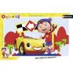 Nathan-86016 Frame Jigsaw Puzzle - Oui-Oui