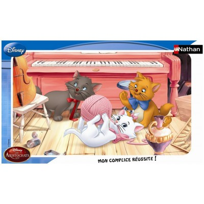 Puzzle Nathan-86021 Disney: The aristochats