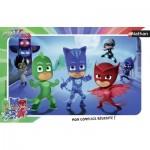 Nathan-86067 Frame Jigsaw Puzzle - PJ Masks