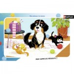 Nathan-86126 Frame Jigsaw Puzzle - My Pets at Home