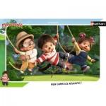 Nathan-86137 Frame Puzzle - Monchhichi