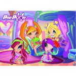 Nathan-86562 Jigsaw Puzzle - 60 Pieces - Pop Pixie : With Friends