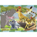 Puzzle  Nathan-86572 The Lion Guard: Return of the Roar