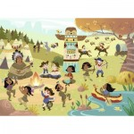 Puzzle  Nathan-86628 Cowboys and Indians