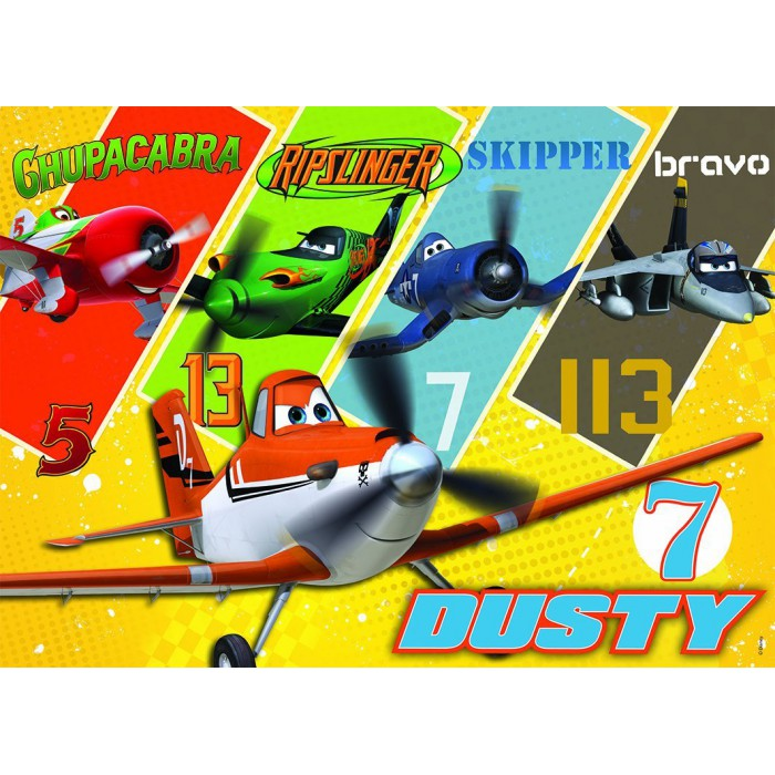 Planes : Dusty and his friends
