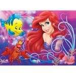 Puzzle  Nathan-86634 Ariel, pretty little Mermaid