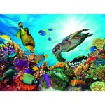 Puzzle  Nathan-87113 Coral Reef