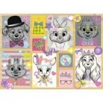 Puzzle  Nathan-87218 Disney Fashion