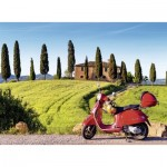 Puzzle  Nathan-87220 Travel in Tuscany