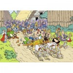Puzzle  Nathan-87559 Asterix and the Transitalique
