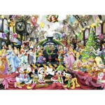 Puzzle  Nathan-87565 Christmas Magic with Disney