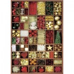 Puzzle  Nathan-87566 Christmas Colors