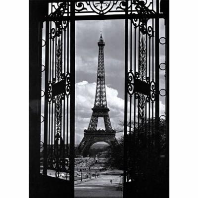 Nathan-87570 Jigsaw Puzzle - 1000 Pieces - Eiffel Tower, Paris