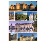 Puzzle  Nathan-87598 Loire French Castles