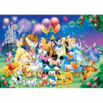Nathan-87616 Jigsaw Puzzle - 1000 Pieces - The Disney Family