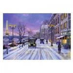 Puzzle  Nathan-87769 Dominic Davison - Winter in Paris