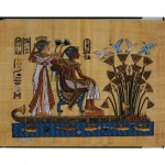 Nathan-87854 Jigsaw Puzzle - 2000 Pieces - Pharaoh and Spouse