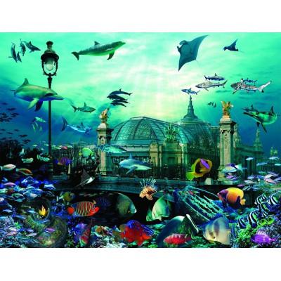 Puzzle Nathan-87874 Grand Palace Aquarium