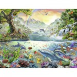 Puzzle  Nathan-87876 Paradise Dolphins