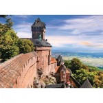 Puzzle   Château du Haut-Koenigsbourg - Alsace