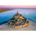Puzzle   Le Mont-Saint-Michel, France