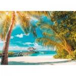 Puzzle   Levente Bodo - Paradise Beach