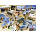 Puzzle   Monuments of the World