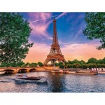 Puzzle   Paris - Fil de l'eau
