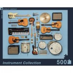 Puzzle  New-York-Puzzle-CO117 XXL Pieces - Instrument Collection