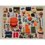 Puzzle  New-York-Puzzle-CO120 XXL Pieces - Jim Golden Camping Equipment