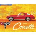 Puzzle   1964 Corvette Mini