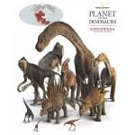 Puzzle   Gondwana Dinosaurs Mini