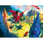 Puzzle   Harry Potter - Quidditch Mini