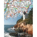 Puzzle   Maine State Map Mini