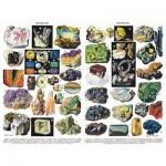 Puzzle   Minerals - Minéraux