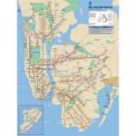 Puzzle   New York Subway Map Mini