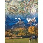 Puzzle   Rocky Mountains Mini