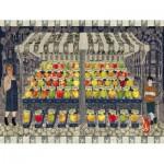 Puzzle   XXL Pieces - Apple Cart