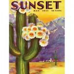 Puzzle   XXL Pieces - Cactus Blooms