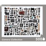 Puzzle   XXL Pieces - Camera Collection