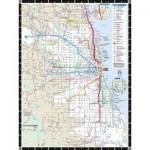 Puzzle   XXL Pieces - Chicago Transit Map